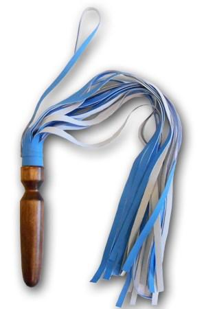 Флоггер-втулка голубая - фото 42034