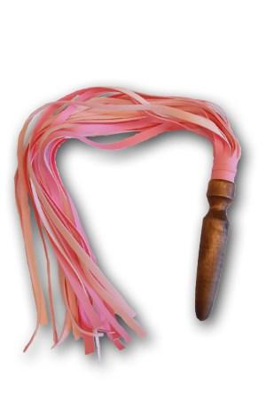 Флоггер-втулка розовая - фото 42035