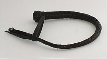 Снейк без рукоятки черный 75см. - фото 42081