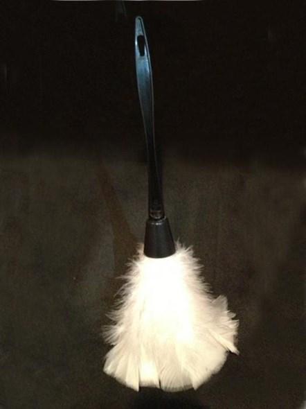 Щеточка горничной, белая, Le Frivole - фото 42163