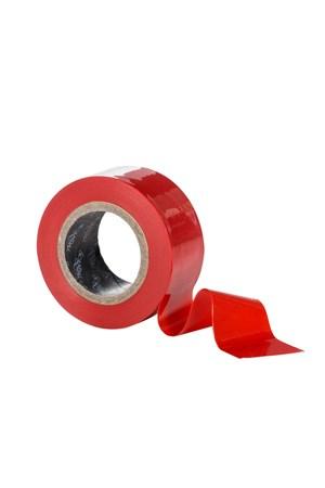 Скотч бондажный Scandal красный, 25мм*15м - фото 42401