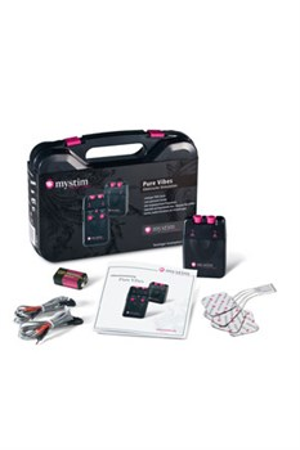 Электростимулятор Pure Vibes аналоговый - фото 42575