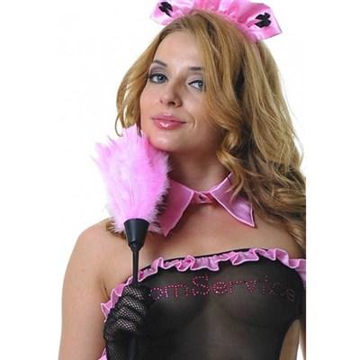 Щеточка горничной, розовая, Le Frivole