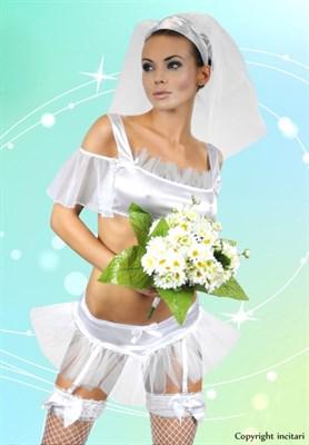 "Костюм невесты ""Bride"" S/М"