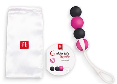 Магнитный вагинальный тренажер Gvibe Geisha Balls-Magnetic
