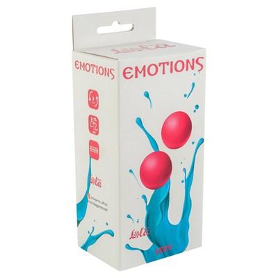 Вагинальные шарики без сцепки Emotions большие розовые