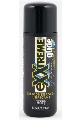 Лубрикант HOT Exxtreme Glide А+ анальный силиконовый, 50мл