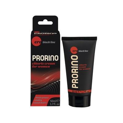 Крем HOT EroBlackLine Prorino возбуждающий клиторальный, 50мл