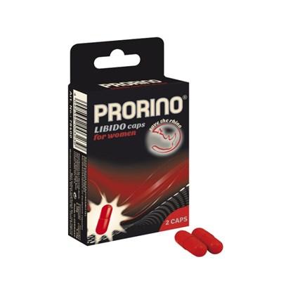 Возбуждающее средство Prorino Libido Caps женское, 2 капсулы