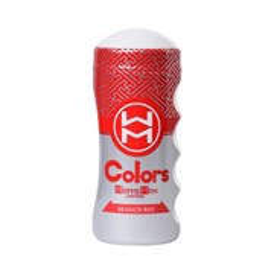 Мастурбатор Colors Branch Red MensMax, TPE, Япония