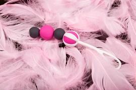 Магнитный вагинальный тренажер Geisha Balls-Magnetic