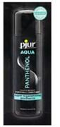 Лубрикант Pjur Aqua Panthenol с пантенолом водный, 2 мл