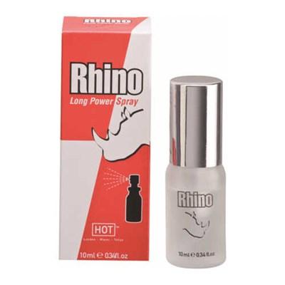 Спрей-пролонгатор Hot «Rhino» 10 мл