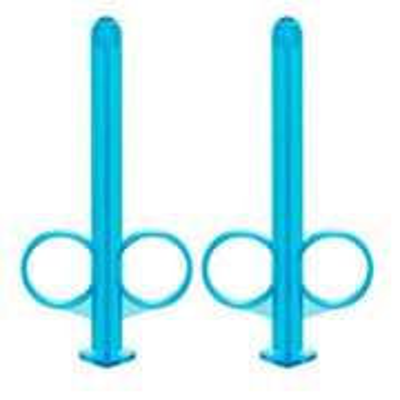 Набор шприцов для введения лубриканта Lube Tube, голубые